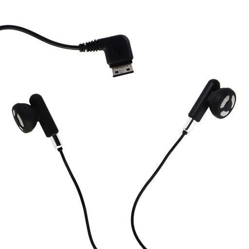 Samsung OEM Hands-Free Stereo Headset - Black (AAEP405SBE / GH59-04615A) - Macs Plus More