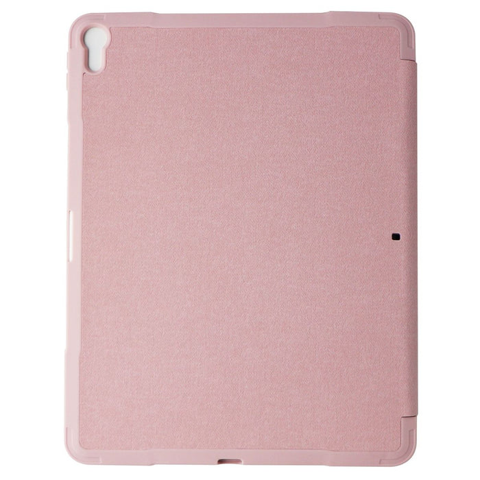 Verizon Soft Folio Case and Glass Screen for iPad Pro 11-inch (2018) - Pink - Macs Plus More