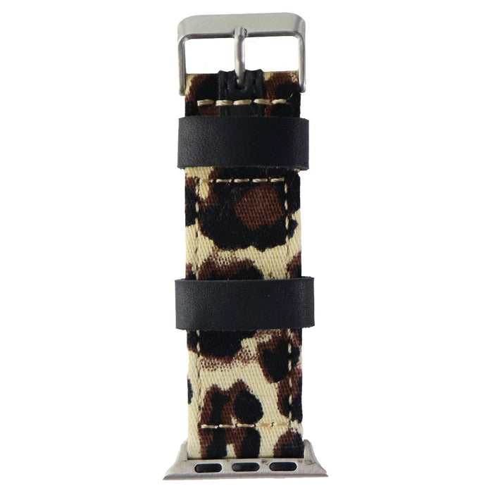 Bandmax 38MM Apple Watch Band Clasp - Cheetah Print - Macs Plus More