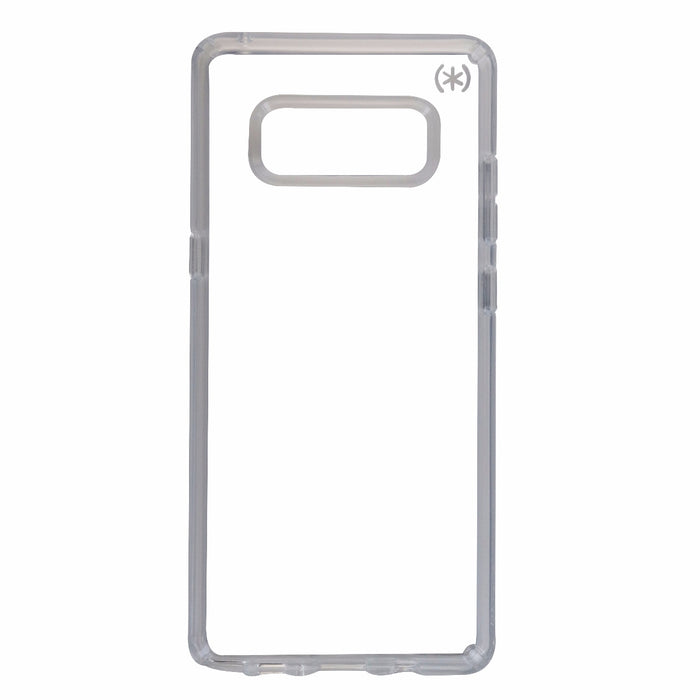 Speck Presidio Clear Series Hard Case Cover for Samsung Galaxy Note 8 - Clear - Macs Plus More