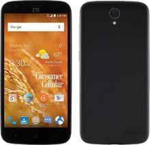 Load image into Gallery viewer, ZTE AVID Z916BL - 8GB - Consumer Celluar - Black - Smartphone