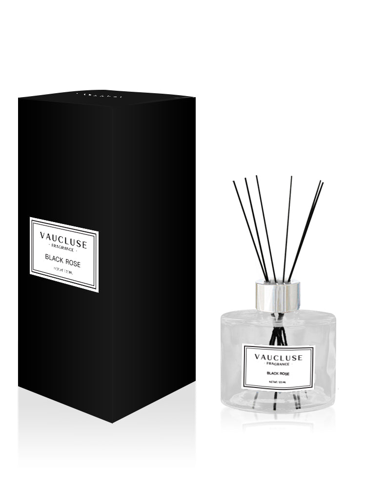Black Rose Reed Diffuser