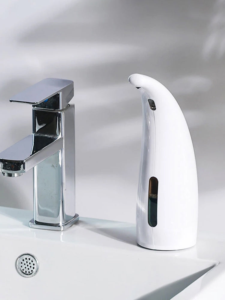 Automatic Soap/Gel Dispenser 300ml for the bathroom and kitchen from Vaucluse Home.