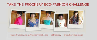 Frockery eco-fashion challenge winners 2017