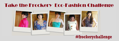 Celebrate slow fashion with the Frockery eco-fashion challenge