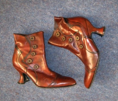 shellys steampunk boots