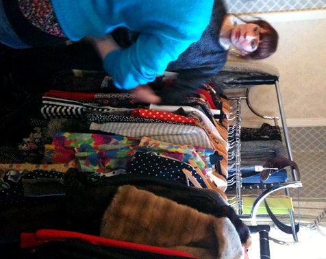 dundee vintage clothing