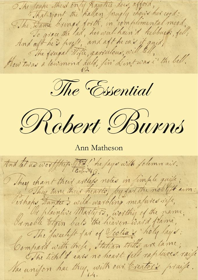 essential robert burns