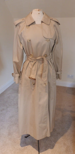 oprions austin reed trench coat