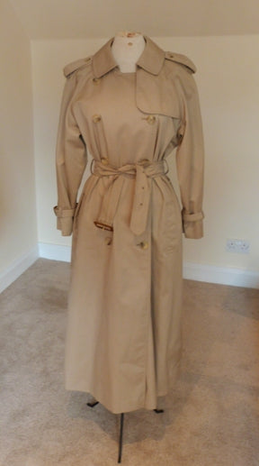 Options At Austin Reed Classic Beige Trench Coat The Frockery