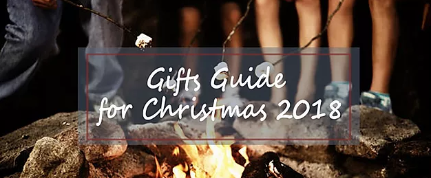 Best Camping Gifts for Christmas 2018