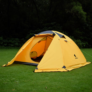 GeerTop Toproad 4  Plus 4-Person 4-Season Family Tent