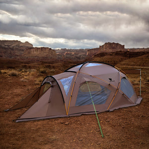 Six Person Four Season Large Family Camping Tent