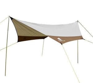 GeerTop Swallow 4 - 7 Persons Tarp Waterproof Rain Fly Sun Shelter Tent Tarp