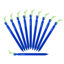 Load image into Gallery viewer, GEERTOP Camping Tent Peg 10 PCS 25cm