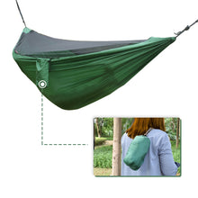 Load image into Gallery viewer, Geertop Camping Hammock with Detachable Mosquito Net