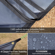 Load image into Gallery viewer, GeerTop Ultralight 150D Oxford Ground Sheet