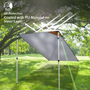 GeerTop Ultralight 150D Oxford Ground Sheet