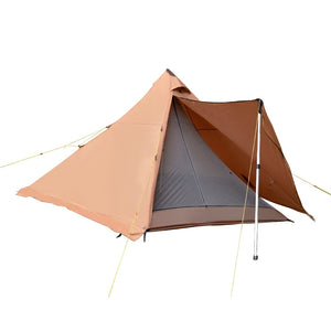 GeerTop 4-6 Person Family Teepee tent