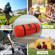 Load image into Gallery viewer, Geertop Ultralight 20D Waterproof Adjustable Tent Compression Bag Duffel Bag