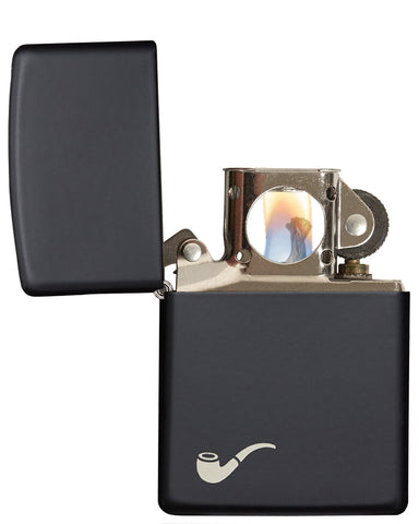 Black Matte Pipe Lighter