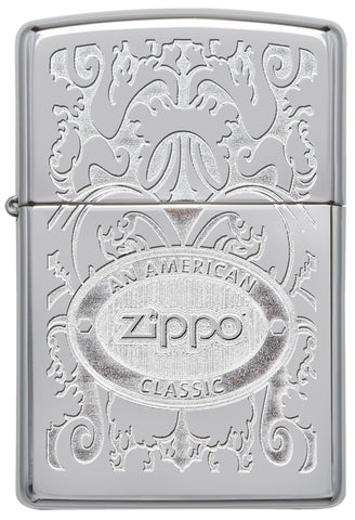 Zippo Crown Stamp