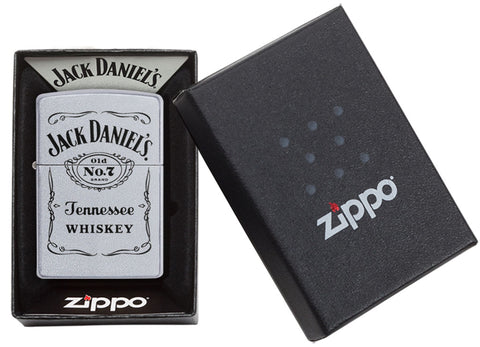 Jack Daniel's® Lighter & Flask Combo