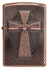 Deep Carve Cross Design