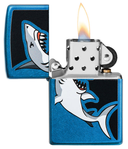 Shark Bite Design