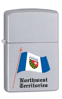 Souvenir Flag of Northwest Territories