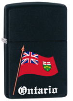 Souvenir Flag of Ontario