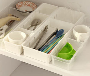 Multifunctional Divided Storage Box