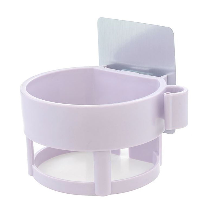 Hair Dryer Holder Purple