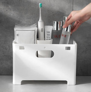 Clothes storage box Plastic Foldable