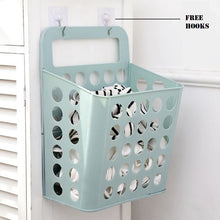 Load image into Gallery viewer, Laundry Storage Basket Orange