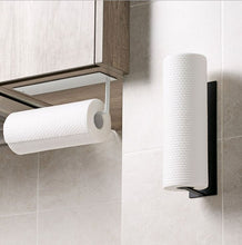Load image into Gallery viewer, Kitchen Roll Holder White