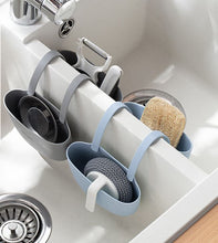Load image into Gallery viewer, Kitchen Sponge Drain Holder Grey