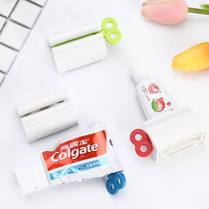 Toothpaste Device