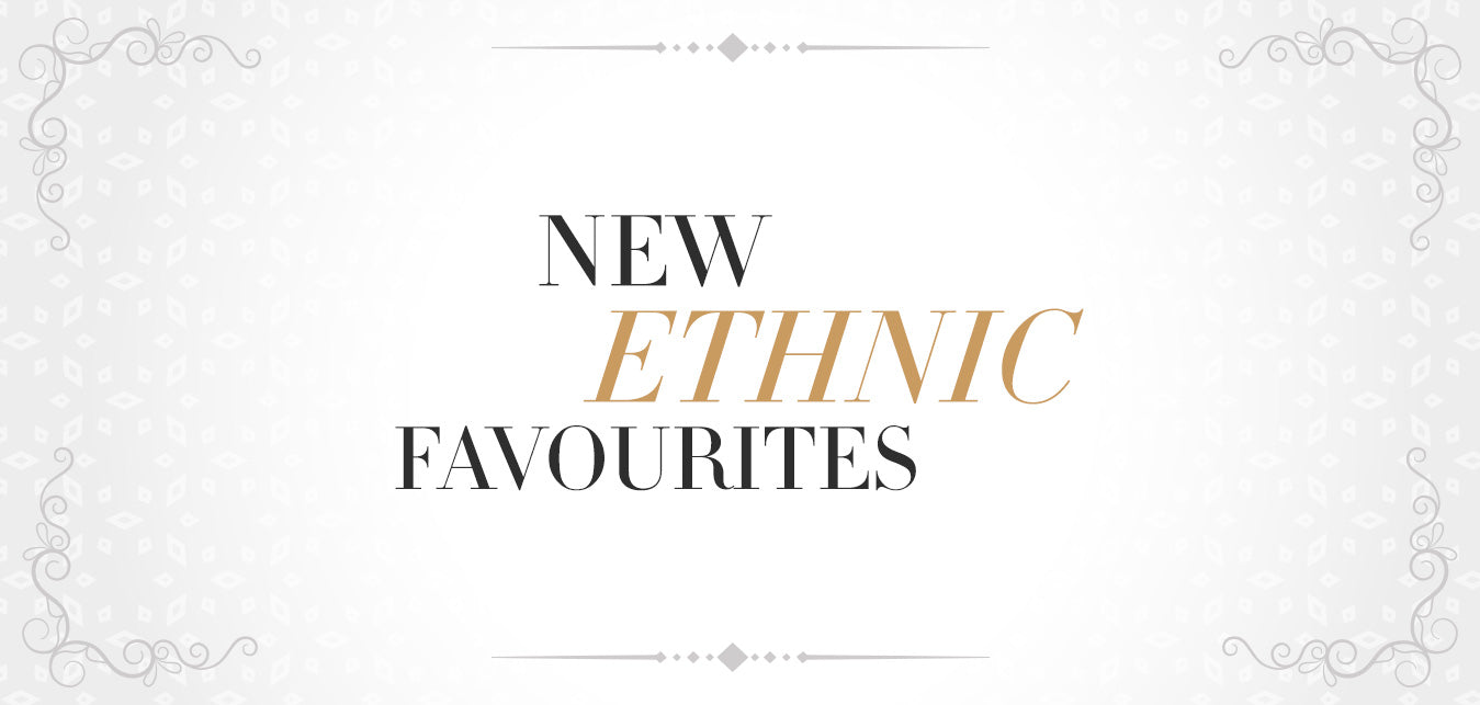 NEW IN: ETHNIC STORE