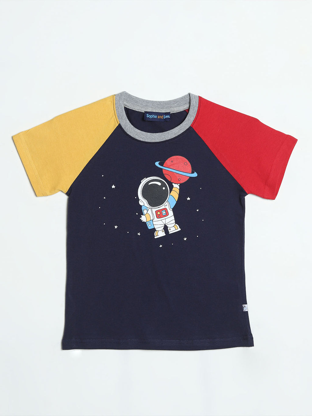 Astronaut Graphic T- Shirt