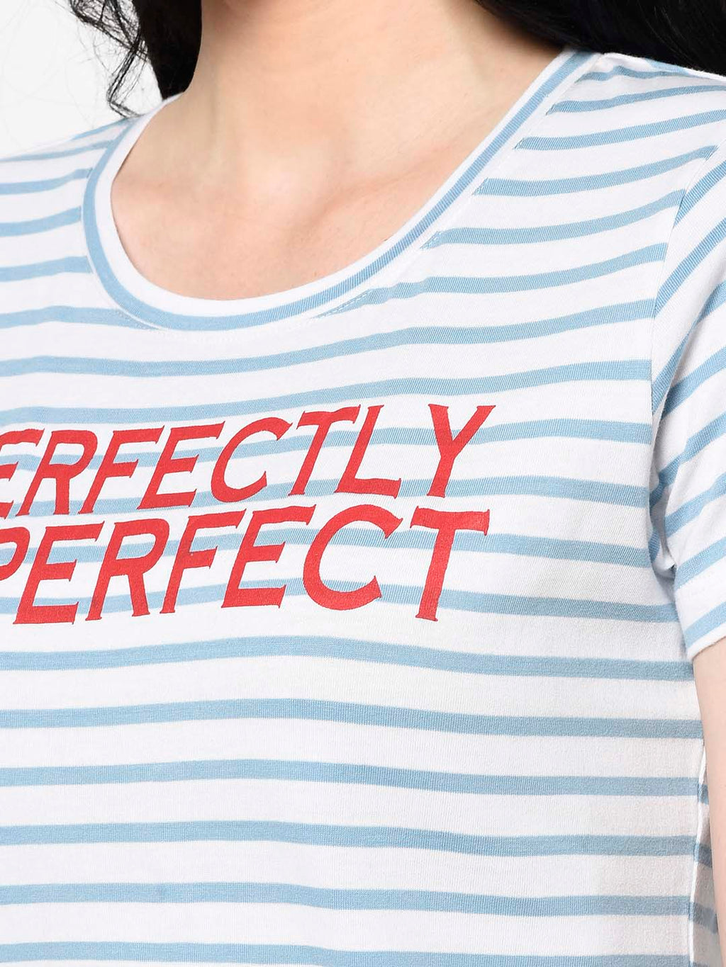 Perfect Striped Tee - Avsoy