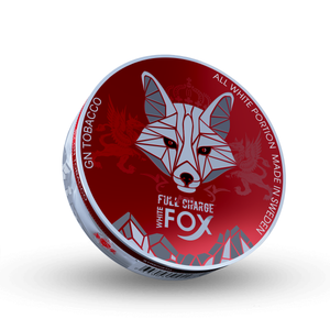 White Fox - Full Charge (20 pouches)