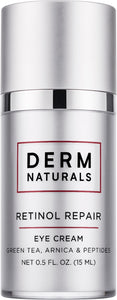 Derm Naturals Retinol Repair Eye Cream