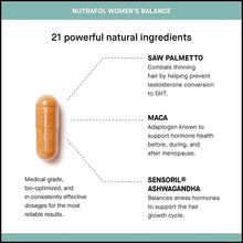Load image into Gallery viewer, New! Nutrafol Women's Balance (3 Pack/3 Month Supply)