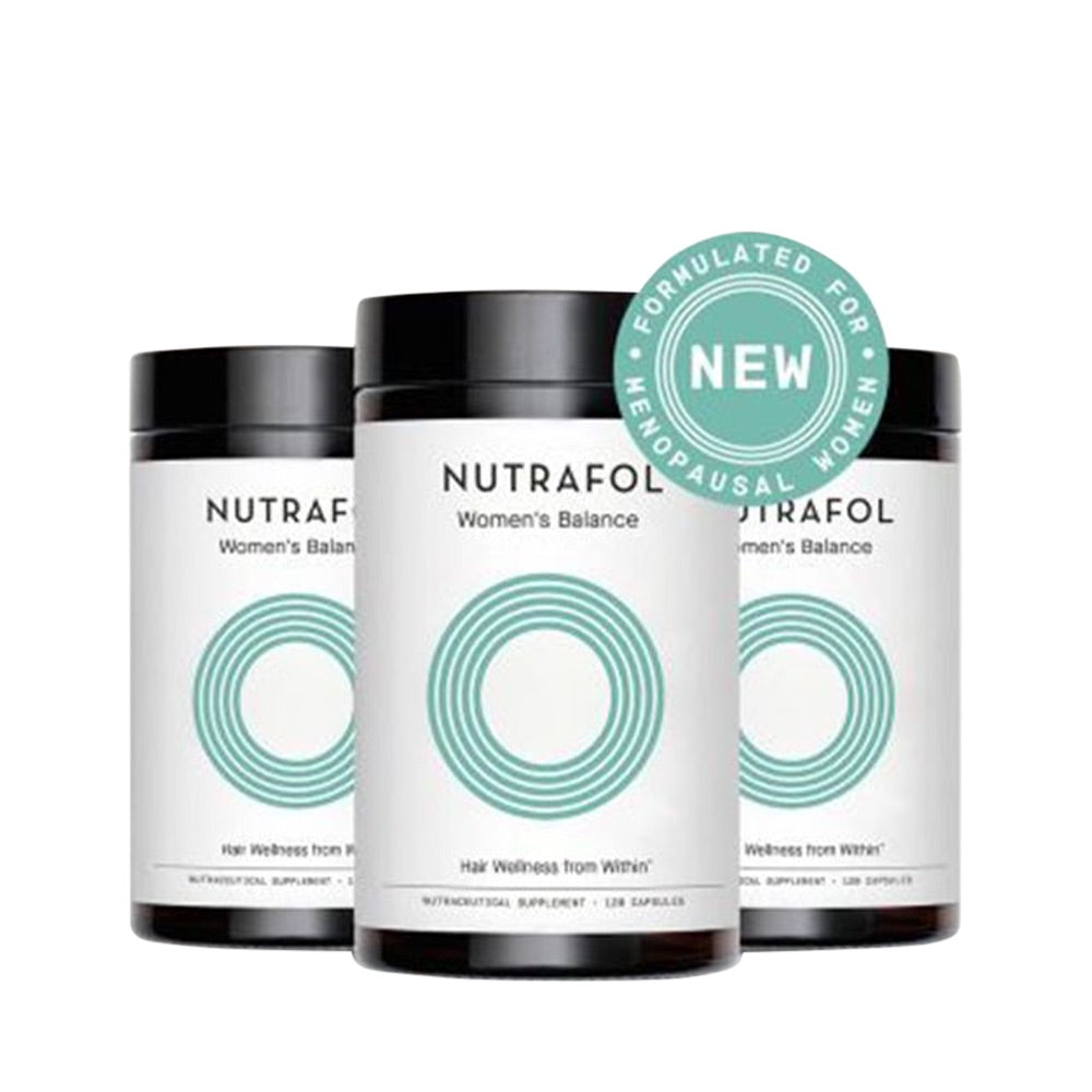 New! Nutrafol Women's Balance (3 Pack/3 Month Supply)