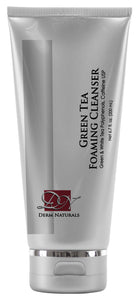 Derm Naturals Green Tea Foaming Cleanser