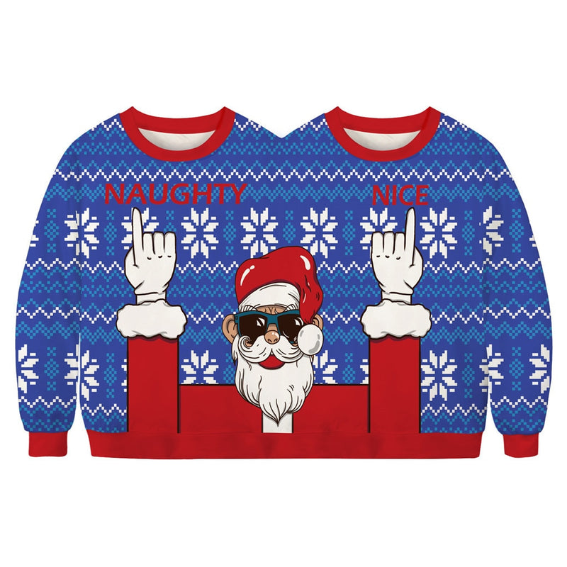 Couple Christmas Sweater