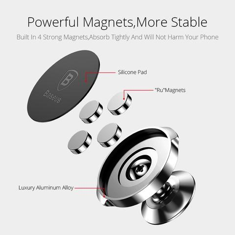 Baseus Magnetic Phone Dash Mount