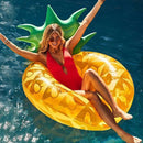 Giant Pineapple Pool Float Swimming Ring