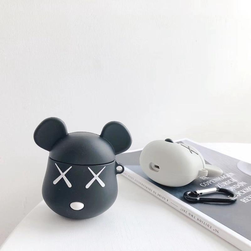 Kaws Bear AirPod Case